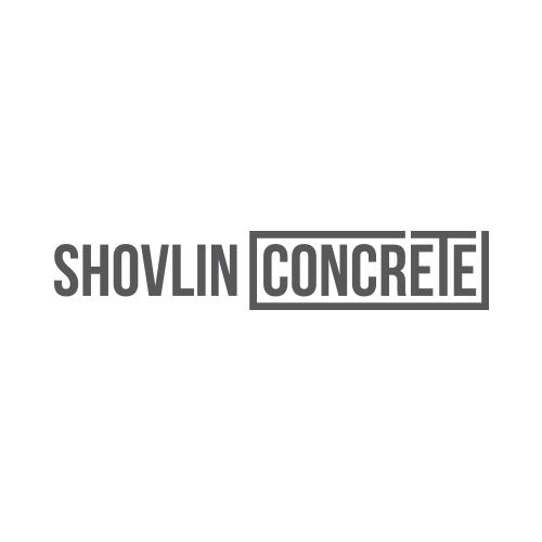 Shovlin Concrete Logo